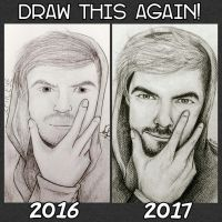 Draw This Again! (Jacksepticeye) by Laily95