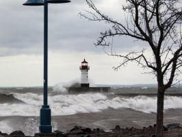 yesterdays storm, winds 45 miles per by Nipntuck3