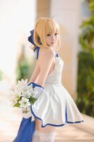 Saber 6 by myFictionT
