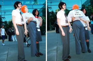 Bleach Cosplay2 by tommy-tonebender