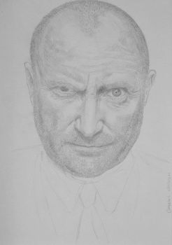 Phil Collins by John-Coltrane
