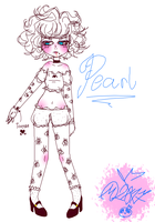 My Weird OC: Pearl by MikuBlazeTheKat