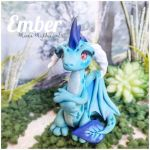 Ember the Dragon Princess by MiniMythicals
