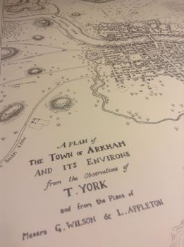 Highlight of Map of Arkham 1775 by riq1977