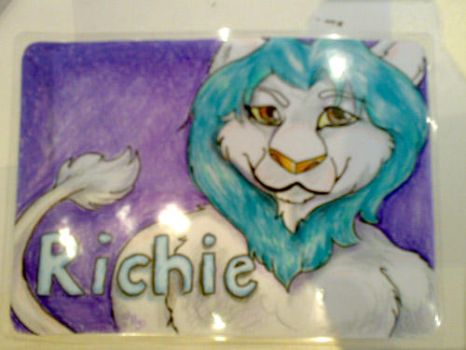 Badge - Richie by Illys