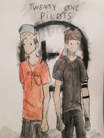 We are twenty one pilots and so are you by Violet2121
