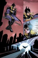 Batgirl 4 - page 14 by TimLevins