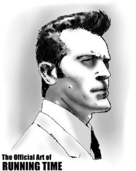 Bruce Campbell in Running Time by GerryKissell