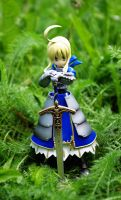 Saber by g---rave