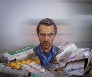 Dr house. by Ruxian