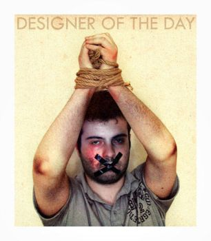 designer of the day by HRNYC