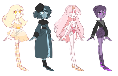 Pearl Adopts (CLOSED) by Blissful-Rouzes