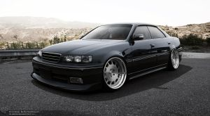 Toyota Chaser by Cop-creations