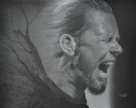 James Hetfield - Fixxer by DloriTA