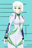 Lacuna, or yet another robot girl by Moerin-Satsuki