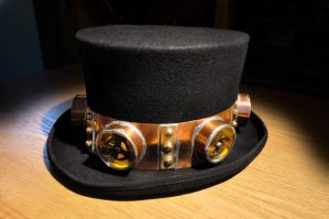 SteamHat 01 by AEvilMike