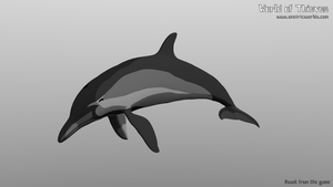 D for Dolphin - Blender Month by Matou31