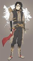 [CLOSED] 48h Steampunk boyAdoptable auction 21 by ilaBarattolo