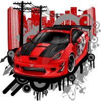 Toyota Celica by GoodieDesign