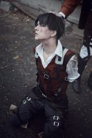 Attack on Titan: A Choice with no Regrets cosplay by Dantelian