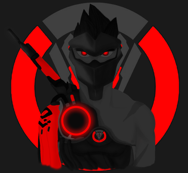 Blackwatch Genji by Keithyboy