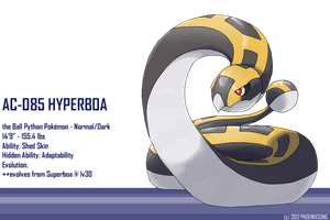 Hyperboa by phoenixsong