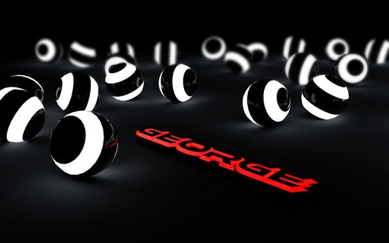 Things done in Cinema 4D by me by GeorgeArtwork