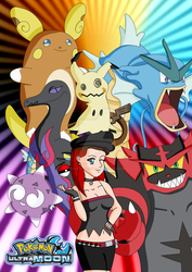 Pokemon!!! by sailorsilverstar
