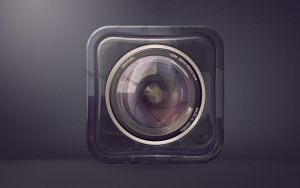 Lens Icon by obsid1an