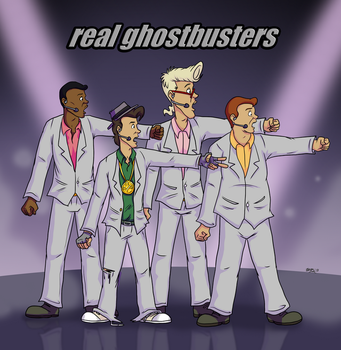 Backstreet Busters by TDotBabs