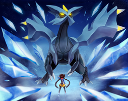 Kyurem Encounter!