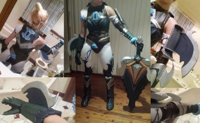 Champtionship Riven - FINALLY complete [candid] by Vera-Chimera