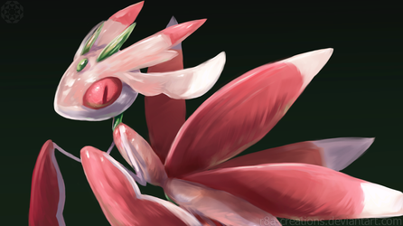 Lurantis by R8A-creations