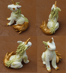 DTAE 1 - Clay Doll by starryfangs