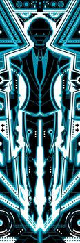 Daft Punk - Tron 2 by FabledCreative