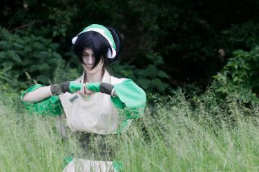 Toph_Nelshoot_2 by Winry-74