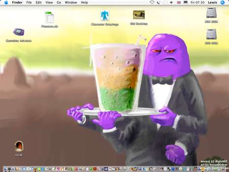 My Desktop by diglett42