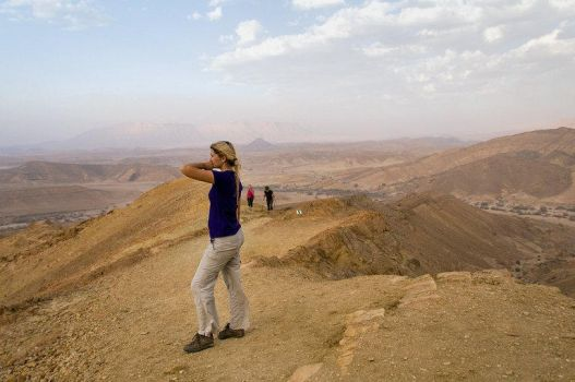 In Israel, Affordable Desert Adventures by ronozer