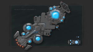 Shield II concept by Enterprise-E