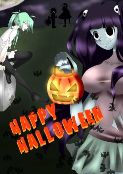 Happy Halloween!~ by chiorihime