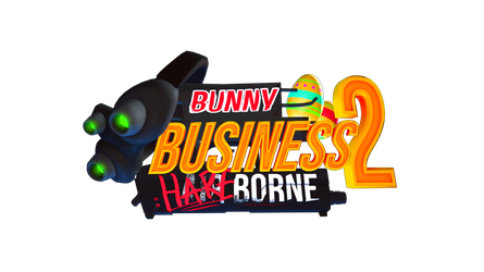 Bunny Business 2 titlecard by STANN-co