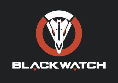 BLACKWATCH logo by GingerJMEZ