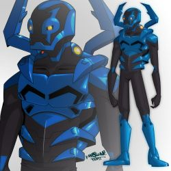 Lil' Boy Blue...Beetle by KWESTONE