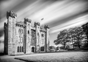 The Castle Grounds by Wayman