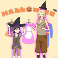 Halloween Shop pt2/4 by gomyugomyu