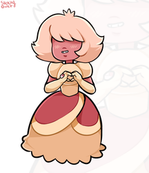 Padparadscha by SketchyOwlet