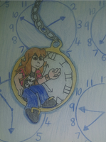 Tick Tock Clara by GreenySolitare