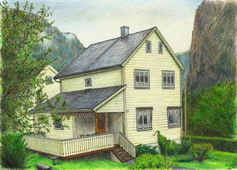 An old house by cocohints