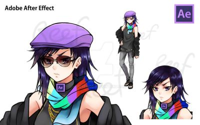 [Program Girl] After Effect by Reef1600