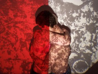 HIV Virus Photography by Scotito87